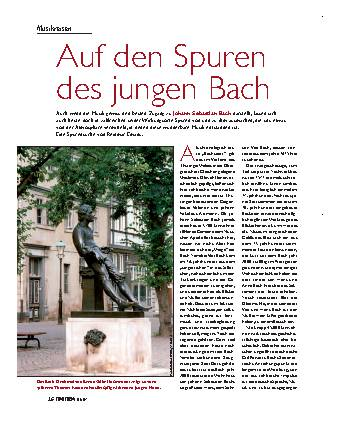 Auf den Spuren des jungen Bach