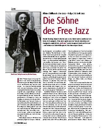 Die Söhne des Free Jazz