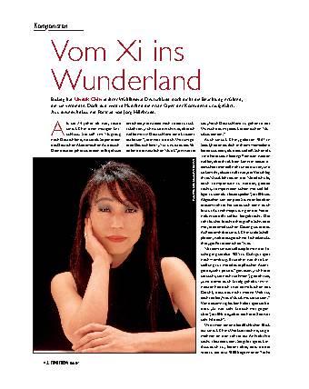 Vom Xi ins Wunderland