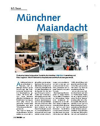 Münchner Maiandacht