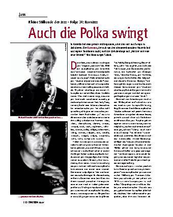 Auch die Polka swingt