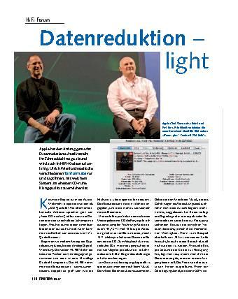 Datenreduktion - light