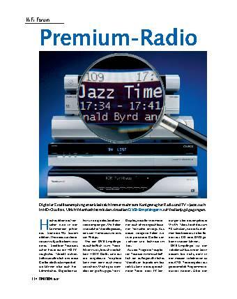 Premium-Radio