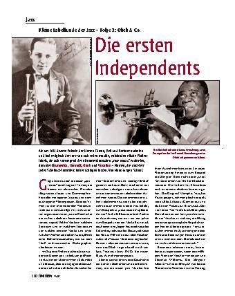 Die ersten Independents