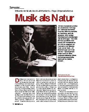 Musik aus Natur