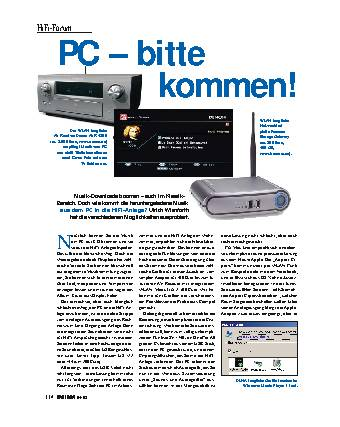 PC - bitte kommen!