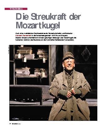 Die Streukraft der Mozartkugel