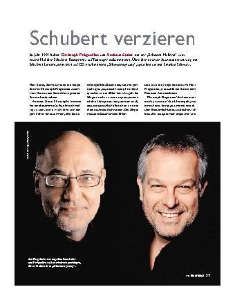 Schubert verzieren