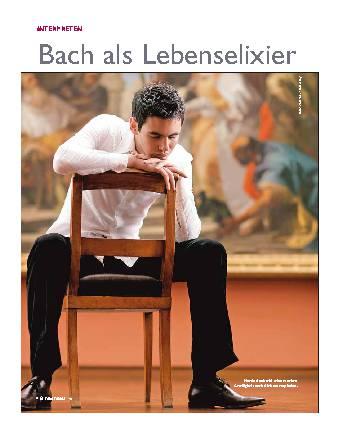 Bach als Lebenselixier