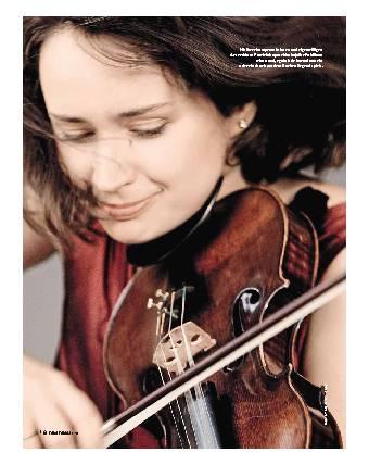 Klangattacken des Geigen-Girlies