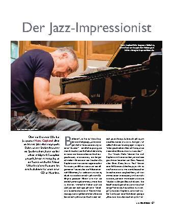 Der Jazz-Impressionist