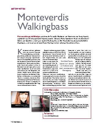 Monteverdis Walkingbass