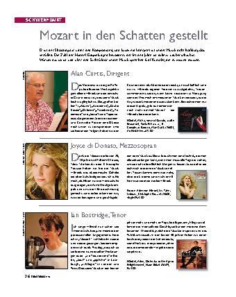 Mozart in den Schatten gestellt