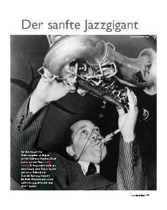 Der sanfte Jazzgigant