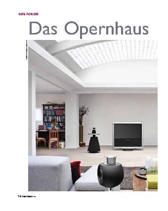 Das Opernhaus im Wohnzimmer