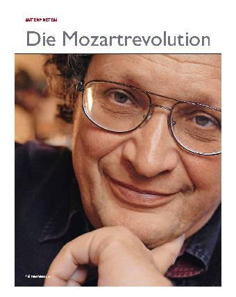 Die Mozartrevolution geht weiter