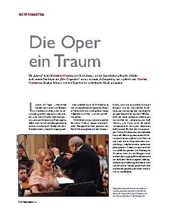 Die Oper ein Traum