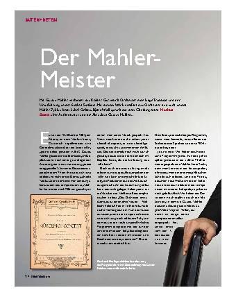 Der Mahler-Meister