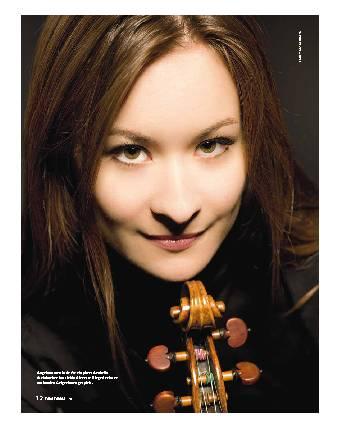 Die Geige umarmen