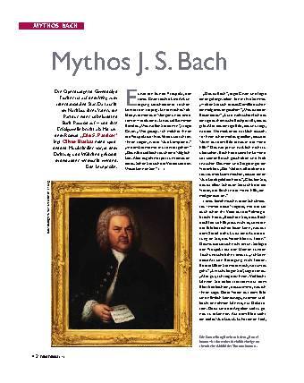 Mythos J. S. Bach
