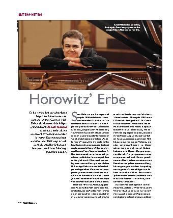 Horowitz' Erbe