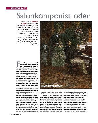 Salonkomponist oder Meister
