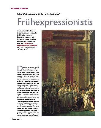 Frühexpressionistisches Mysterienspiel