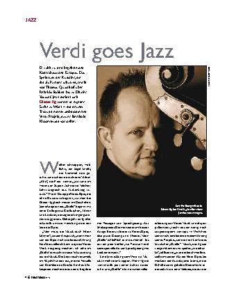 Verdi goes Jazz
