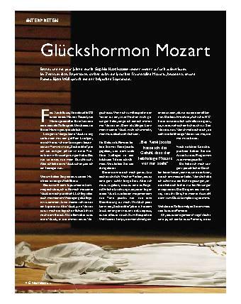 Glückshormon Mozart