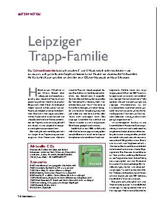 Leipziger Tapp-Familie