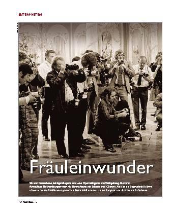 Fräuleinwunder der Oper