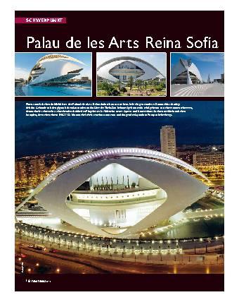 Palau de les Arts Reina Sofía Valencia