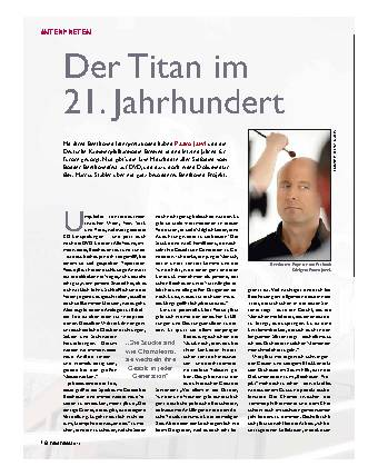 Der Titan im 21. Jahrhundert