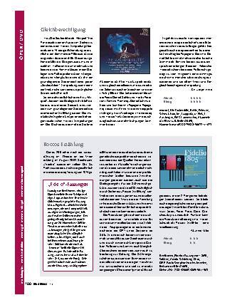Oper/DVD/Vinyl/Welt
