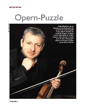 Opern-Puzzle