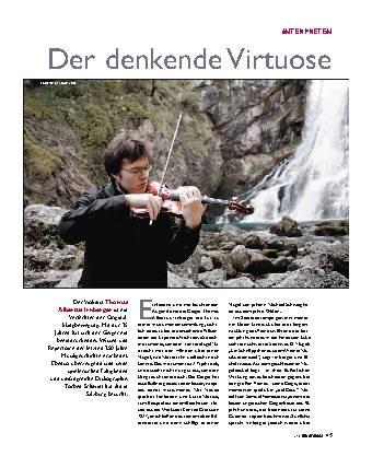 Der denkende Virtuose