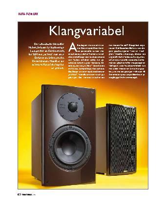 Klangvariabel
