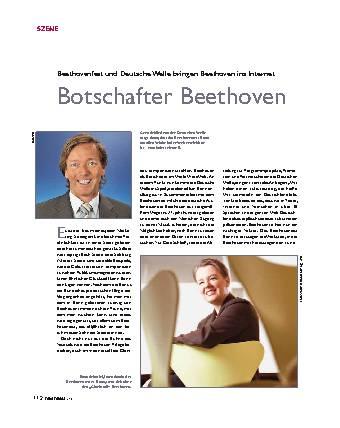 Botschafter Beethoven