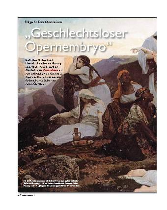 """""""Geschlechtsloser Opernembryo"""""""
