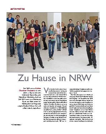 Zu Hause in NRW