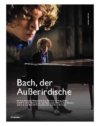 Bach, der Außerirdische
