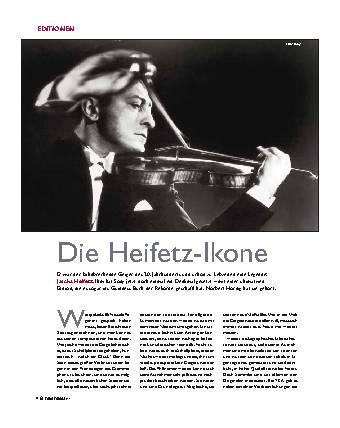 Die Heifetz-Ikone