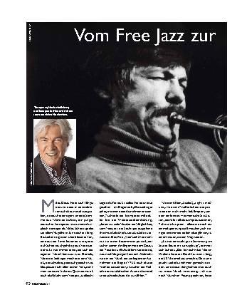 Vom Free Jazz zur Sendung mit der Maus