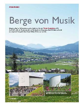 Berge von Musik