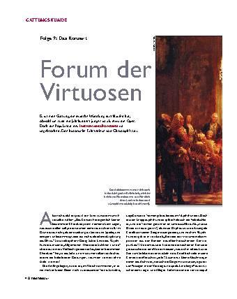 Forum der Virtuosen