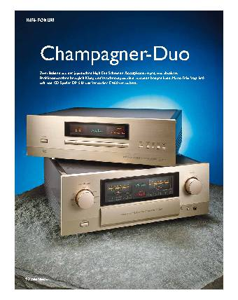 Champagner-Duo