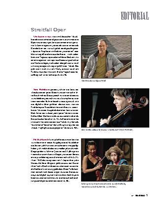Streitfall Oper