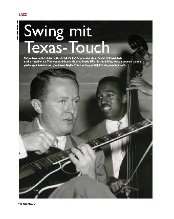 Swing mit Texas-Touch
