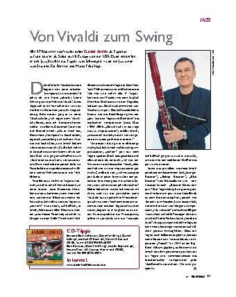Von Vivaldi zum Swing