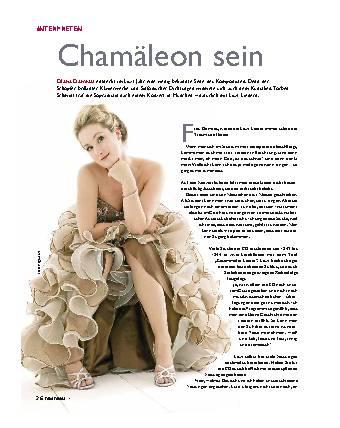 Chamäleon sein